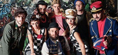 Image for: Adriano Bono e La Minima Orchestra con Schegge Impazzite di Reggae Circus
