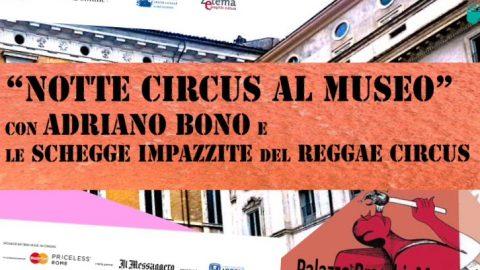 """Image for: Alla """"Notte dei Musei"""" arte circense al ritmo di ukulele e reggae"""