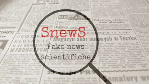Image for: Fake news scientifiche, tre giornate per riconoscerle