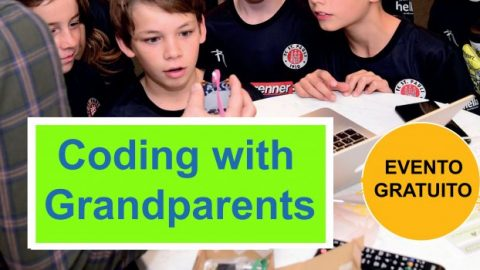 Image for: I nonni del futuro sono coding
