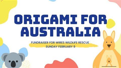 Image for: Origami per l'Australia