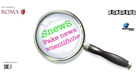 Image for: Snews, fake news scientifiche
