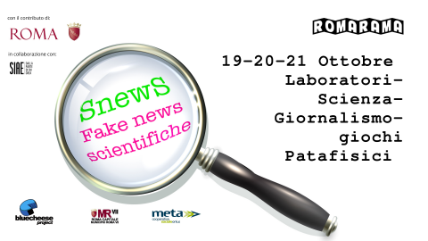 Image for: Snews, fake news scientifiche – terza edizione in arrivo