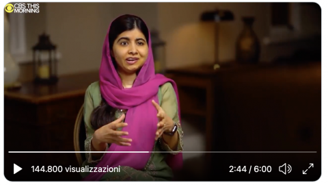 Image for: Da Malala creatività per le attiviste di domani