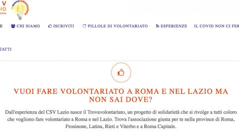 Image for: Ritroviamoci, come volontari.