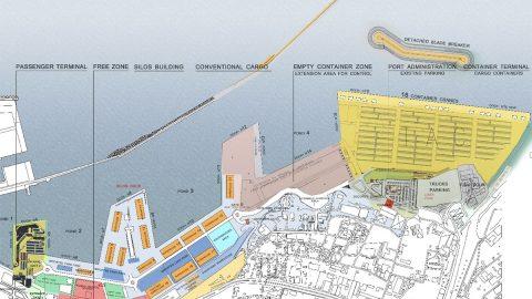 Image for: Giovani idee per il porto di Beirut